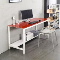 래티코 볼리 철제 선반 사무용 컴퓨터 책상 1200
