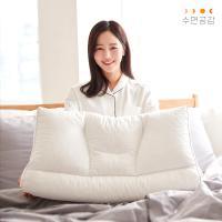 [수면공감] ★우유베개★ 라텍스 기능성 경추 베개