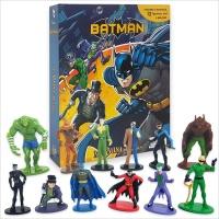 Dc Batman My Busy Book 배트맨 피규어북