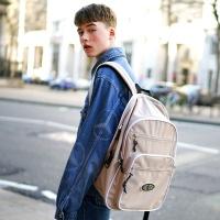 Funky Backpack 백팩 - Beige
