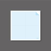 [mmim] 단메모지 (17) 사각