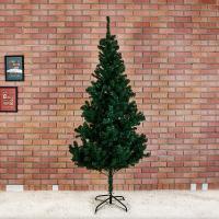 크리스마스 트리 [그린/PVC] 210cm