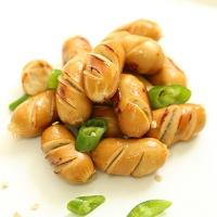 [허닭] 닭가슴살 비엔나 소시지 청양고추 64g 1+1+1
