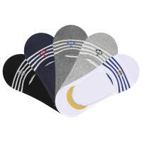 [쿠비카]페이크삭스 마린 닻 실리콘 남성덧신 F162S