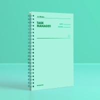 [컬러칩] 태스크 매니저 100DAYS - 그리너리 모트모트