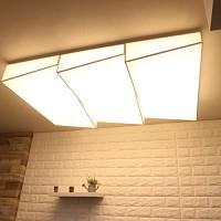 LED 네임 거실등 [150w 기판]