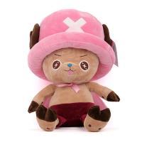 원피스 쵸파 봉제인형-핑크(대형45cm)
