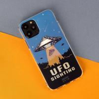 아이폰11프로 홀로그램 UFO 케이스