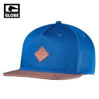 [GLOBE] GLADSTONE SNAPBACK CAP (BLUE)