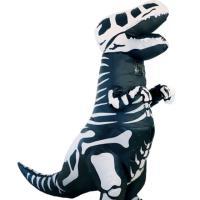 [에어코스튬] 스켈레톤 공룡