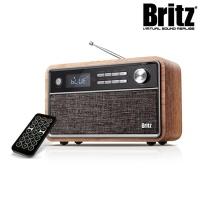 브리츠 올인원 블루투스 스피커 BA-RBT1 (블루투스 4.2 / 시계,알람 / 라디오)