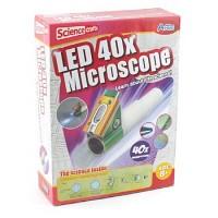 [Artec] 40배율 현미경 LED (ATC950631KIT) 과학교재