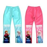 Disney 正品 Frozen leggings