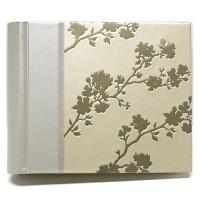 홀마크 100P 북바운드 앨범 Gold Foil Floral 1UP Album - EDY1127