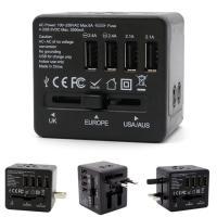 [트래블이지]여행용 4포트 USB아답터