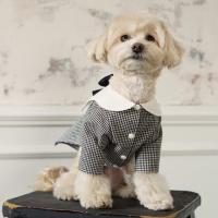 강아지옷 세일러 도로시 셔츠