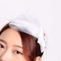[헤라] 리본레이스 머리띠-화이트