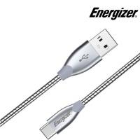 [에너자이저] 스틸 C타입 고속 충전 케이블 (1.2M)