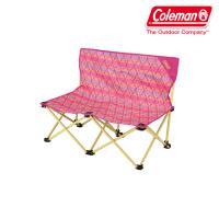 콜맨(Coleman) 정품 핀 체어 더블 (폴리지/핑크)[2000022003]