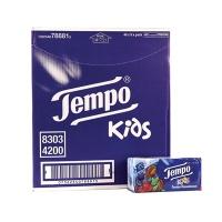 프리미엄 티슈 템포 키즈 박스 (40개)