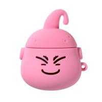 에어팟 1/2 귀여운 캐릭터 동글이 케이스164 핑크부우