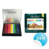 10000 유성색연필 (24색)