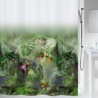 [스피렐라] 스위스 정글 샤워커튼