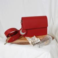 (달거울 증정/탄생석) Two way Bag (M) - Red