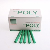 석고분필 녹색 1통 100(本)