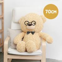 에이스베어 곰인형 70cm 베이지