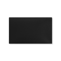 Double pocket pouch_Black