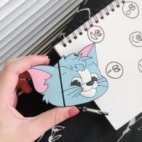 에어팟 1/2 차이팟 캐릭터 실리콘케이스 254 고양이