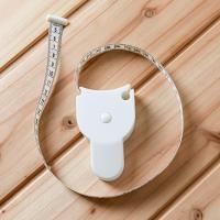 (와인앤쿡)실속형1.5m 다이어트 줄자(백색)