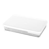 시스템 냉장고정리 보관용기 3호 600ml [K003]