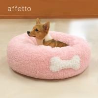 아페토 오리지널 도넛방석 (핑크M)