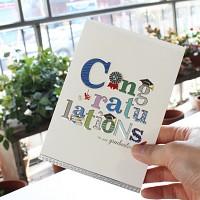 졸업을 축하합니다 카드 / 020-SG-0066