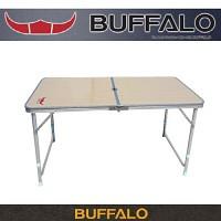 [버팔로] 아파치 2폴딩 캠핑 테이블 (높이조절가능) BCTA1505