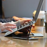 (디버거) MOFT-가볍고 얇은 노트북용 스마트 스탠드