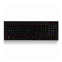 QSENN 게이밍 기계식 키보드 ARES Q10 (레인보우 LED / 무한동시입력 / 체리청축)