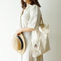 Strap pocket 3 way bag (에코백)