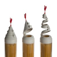[OTOTO]Spaghetti Tower 꼬꼬댁 4단계 스파게티 보관통