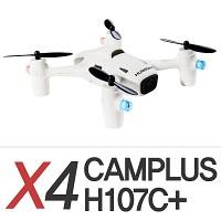 [헬셀] 협산 X4 Cam Plus 미니레이싱드론 H107C+ HS107000-3