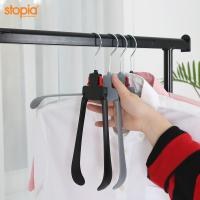 논슬립 원터치 접이식 옷걸이(회전형)