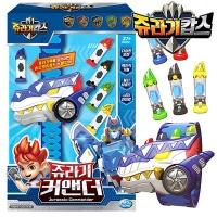쥬라기캅스 쥬라기 에볼루션 쥬라기커맨더 / 로봇