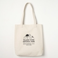 에코백 MOUNT CANVAS BAG -YS2094IM /IVORY