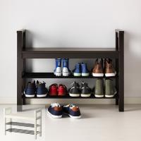 이케아 HEMNES 신발 수납형 벤치(85x32 cm)