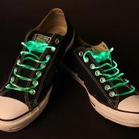 LED점등 신발끈 [그린]