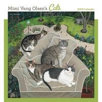 2019 캘린더 Mimi Vang Olsen's Cats