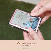 일러스트 미니엽서 - 김민지 클래식