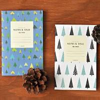 왈가닥스 노트 BREEZELIKE Pocket Note - Forest